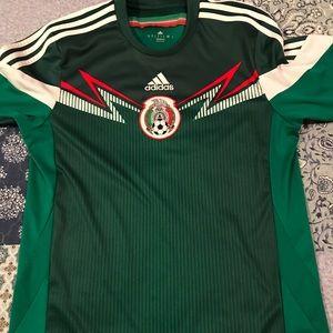 Adidas Men's Mexico Soccer Jersey
